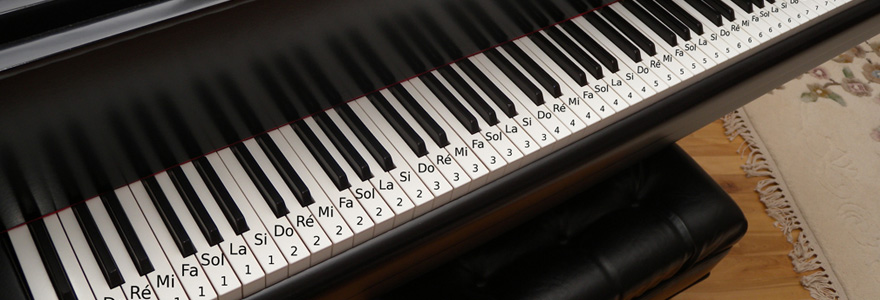 Jeux de piano gratuitement en ligne
