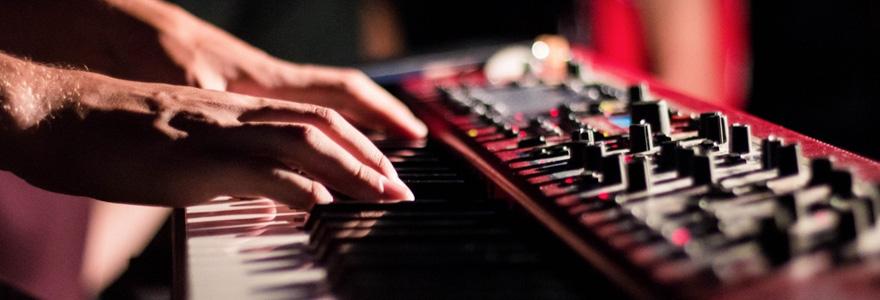 accords de jazz au piano