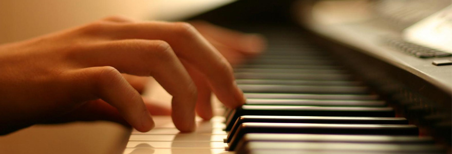 Piano virtuel en ligne